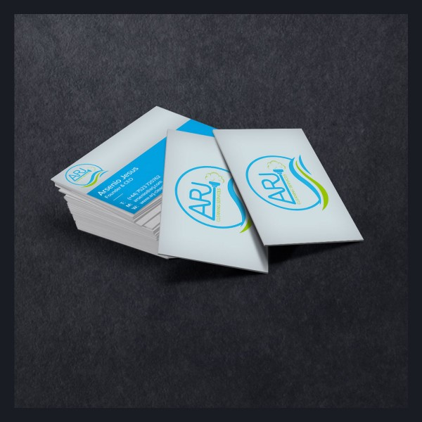 ARJ Business Cards