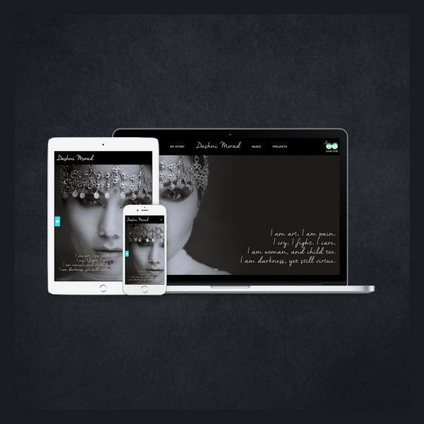 Dashni Morad Website