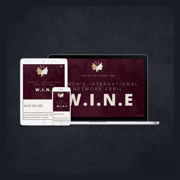 W.I.N.E. Website